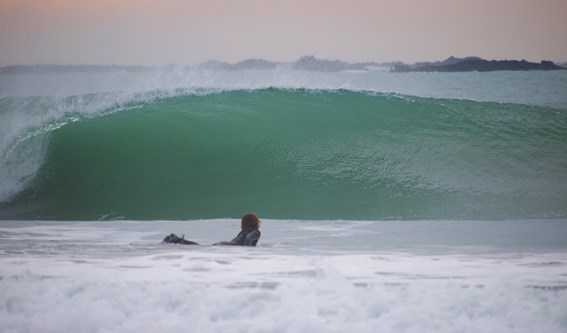 Experience Waves, St. Ouens Style